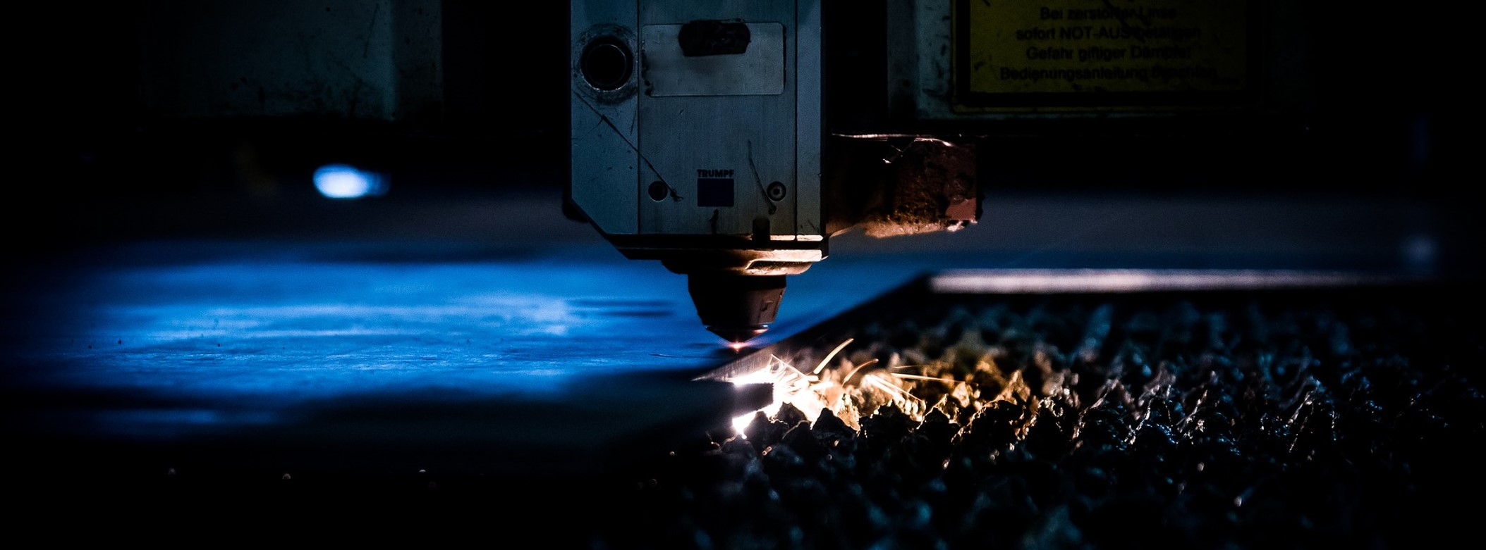 Sheet Metalwork Fabrication services
