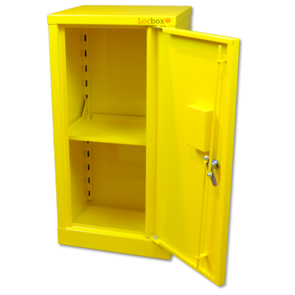 Hazardous Substance Cabinet | 900mmH X 460mmW X 460mmD