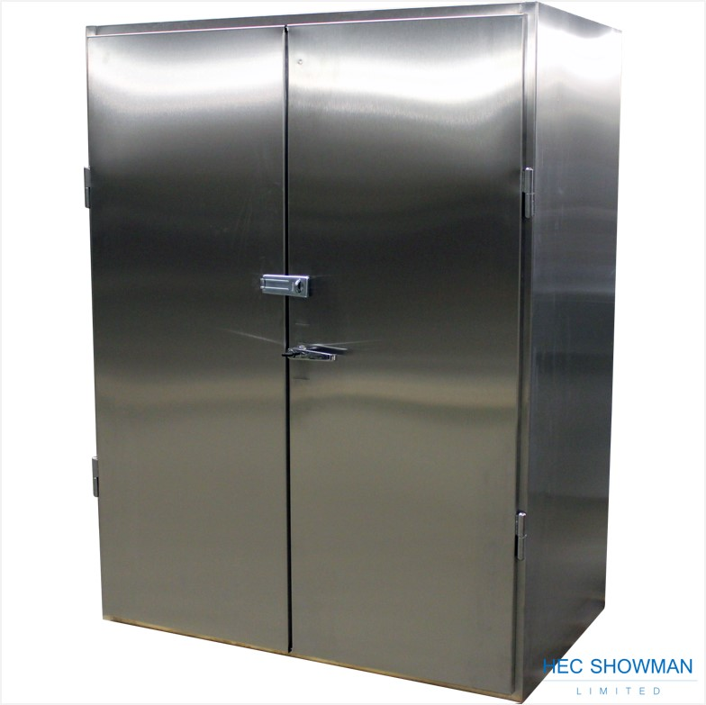 stainless steel medical gas storage cabinet | medical gas cabinet