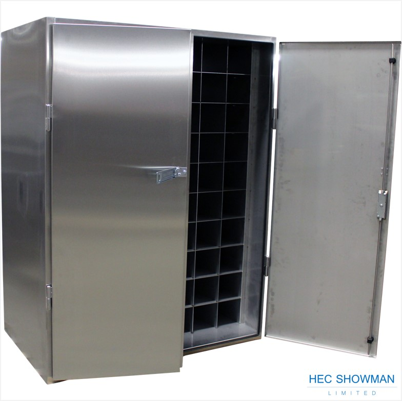 Stainless Steel Medical Gas Cabinet