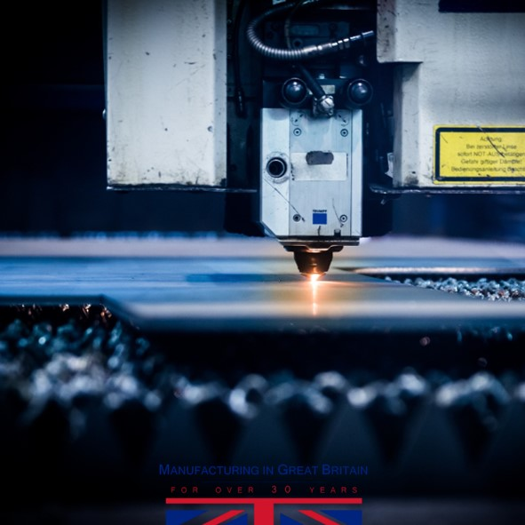 sheet metal fabrication laser cutting