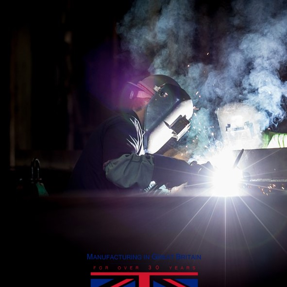 sheet metal fabrication welding