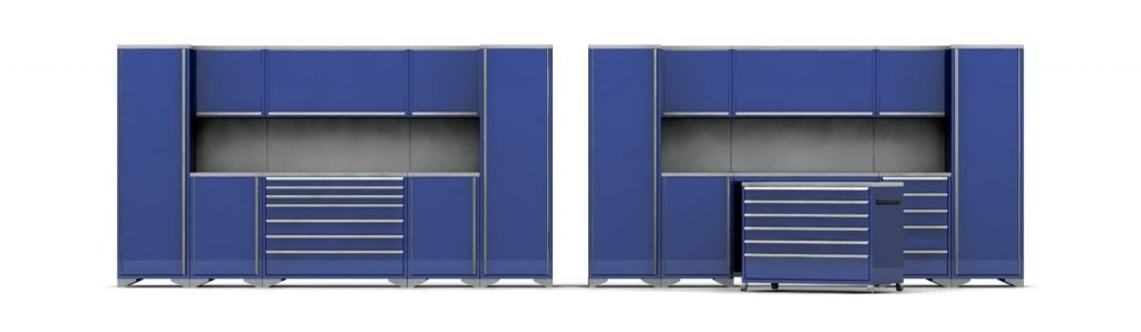 Commercial workshop furniture examples