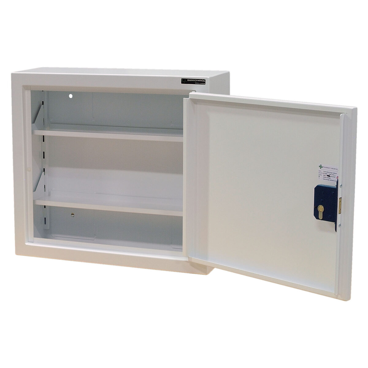 HECDC101S Controlled drugs cabinet