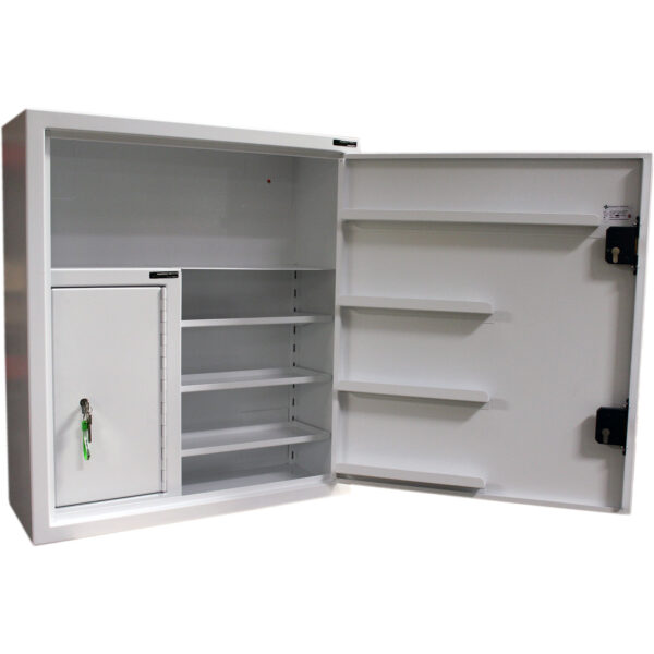HECDC303 Controlled drugs cabinet