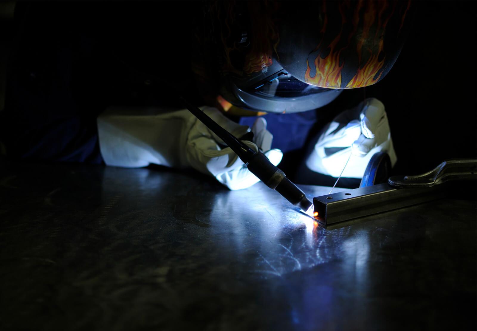 HEC showman welding tig