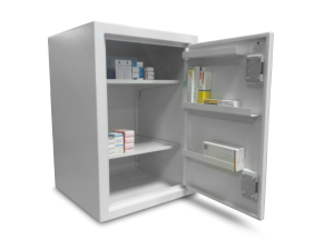 HEC showman drugs cabinets