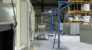 Powder coating services Nottinghamshire