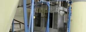 Powder-coating-oven
