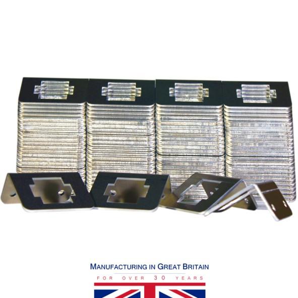 Precision metal work laser cut parts