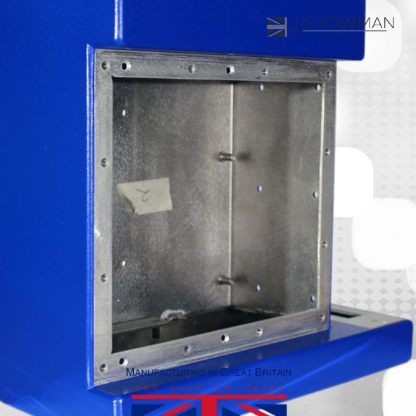 Sheet aluminium fabrication